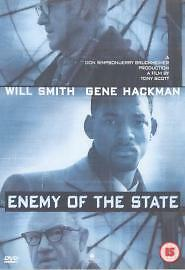 Enemy of the State (DISC ONLY) DVD Thriller