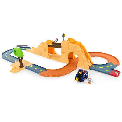 Paw Patrol Roll Patrol - Chase's Off-Road Rescue Playset | EXPRESS POST