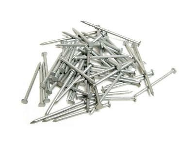 25Kg Round Wire, Ring Shank, Clout Loose Hammer In Nails - Bright & Galvanized