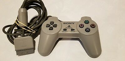 OEM Official Original - Sony PlayStation 1 PS1 Controller - TESTED