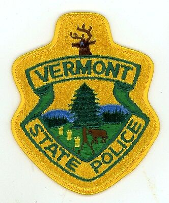 Vermont State Police Agency