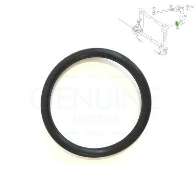 1 x MERCEDES-BENZ RADIATOR HOSE GASKET SEALING O-RING 36.3 mm, A0269977848
