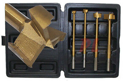 4 PC MULTI-ANGLE DIRECTION Drill Bits Forstner Routing **LIQUIDATION ITEM**