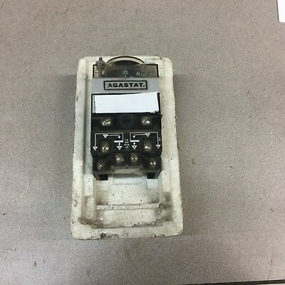 New In Box Tyco Agastat Timing Relay 240V 3-30Min 7022Bh