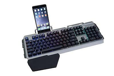 Optical Gaming Keyboard Mechanical RGB USB Keyboard LED Backlit for  PC Gamer
