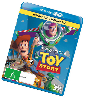 Toy Story (3D Blu-ray +2D )