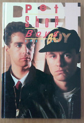 PET SHOP BOYS SPECIAL BOOK Jayne Lanigan (Editor) 1988 - *MINT*