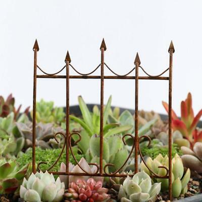1:12 Doll House Accessories Vintage Mini Antique Wind Fence