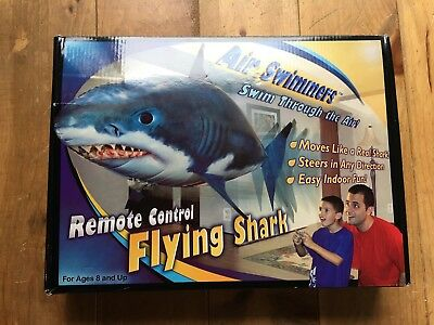 Brand NEW Air Swimmers Remote Control Flying Shark