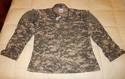 US Army Combat Uniform Coat ACU Digital Camo Large/Long NEW Military Issue