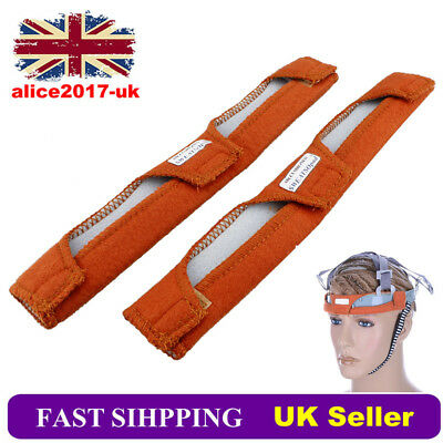 2PCS Sweatband Sweat Band Headgear Replacement For Hard Hat Cap Welding Helmet