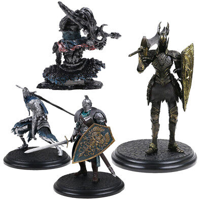 """9"""" Dark Souls Artorias&Faraam Knight Collection Action Figure Statues Models Toy"""