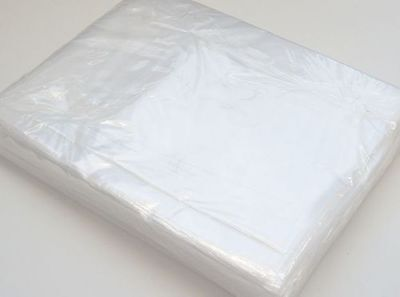 "Strong Clear Polythene Poly Bags 6 x 10"" inch Crafts Food use MULTI USE Cheapest"