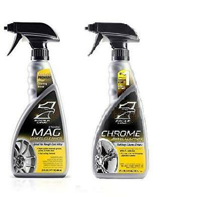 2 pack ,  1 Eagle One Chrome Wheel Cleaner & 1 Etching Mag Wheel Cleaner