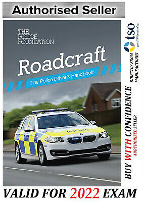 Roadcraft The Police Driver's Handbook Book | Police Foundation UK NEW 2019 Polc