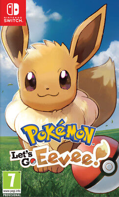 Pokémon Let's Go! Eevee | Nintendo Switch New (1)