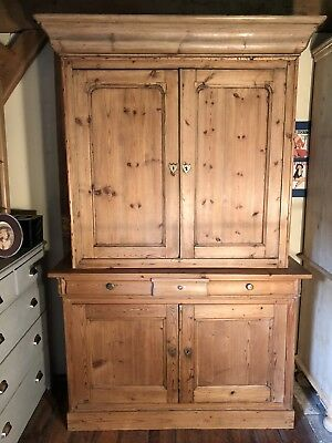 antique french dresser Pine