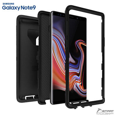 Tradesman Hard Heavy Duty Tough Case Cover For Samsung Galaxy Note 8 / Note 9