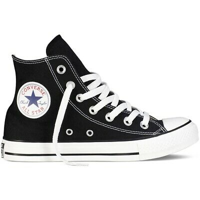 da81506a1fa6 Converse Chuck Taylor All Star High Top Canvas Men Shoes Black White M9160