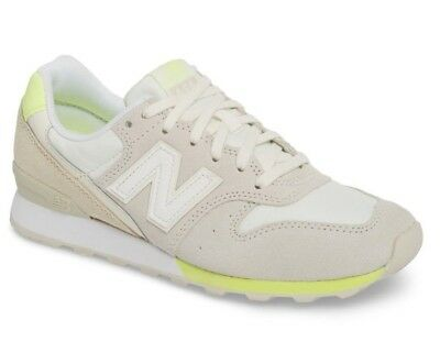 new york d9ca6 dc0ea NEW $80 WOMENS New Balance Classics 696 Suede Sneaker Shoes Wl696Sts