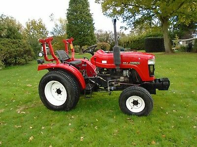 Jinma compact tractor 4wd and 2wd Diesel ideal equestrian or small holding