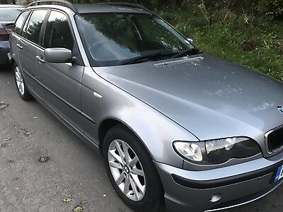 WIPER BLADE FOR A BMW E46 Silver Grey TOURING breaking/spares parts repairs