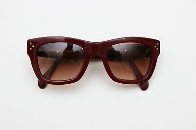 aa7b23220d CELINE LUCA CL41411 273 NAVY  Brown Gradient Lens-NEW- -  216.00 ...