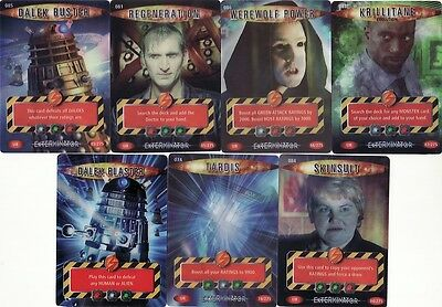 Doctor Who Exterminator Ultra Rare Selection Battles In Time