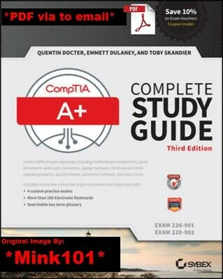 Comptia A+ Complete Study Guide Exams 220-901 and 220-902 - DIGITAL