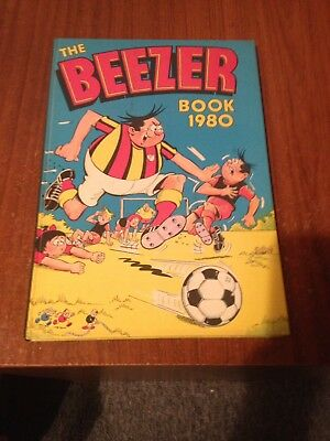 The Beezer Book Annual 1980 Dandy Beano