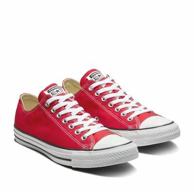14cd1eaffef8 CONVERSE CHUCK TAYLOR All Star OX LOW Canvas Men Shoes Red M9696 -  49.99