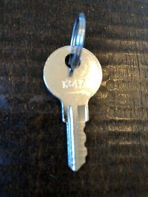 Fire Alarm Silent Knight Panel Key #1347