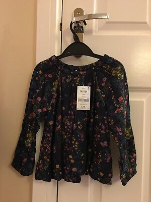 Next Top Girls 2-3 Bnwt Flower Floral
