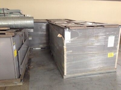 Carrier 20 Ton Rooftop Combo Heating/Air Conditiner + MicroMetl Economizer 2008