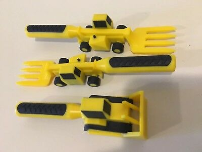 Constructive Eating Fork Pusher Kids Learning Toddler - Pre-Owned