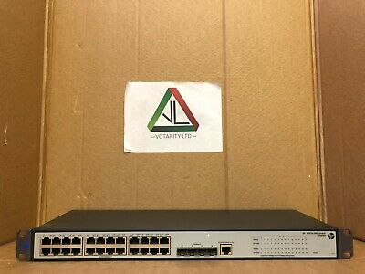 HP V1910-24G JE006A 24 Port Gigabit Switch - EUR 38,65