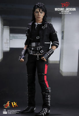 """Michael Jackson 1/6 action figure HOT TOYS BAD jacket 12"""" DOLL collectible BOXES"""