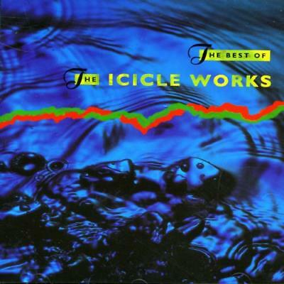 THE ICICLE WORKS - Best Of (CD 1992) UK First Edition MINT Greatest Hits HTF!