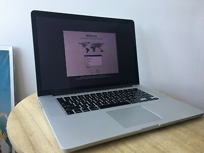 "Apple MacBook Pro 15.4"" Early 2013 i7 2.6ghz 16GB 512GB"