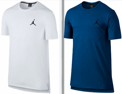 nike air jordan men s jumpman 23 logo long sleeve t shirt size large
