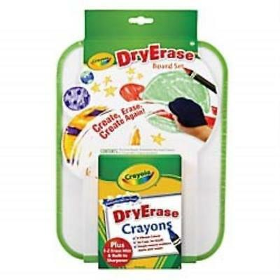 ❤ Crayola Dry Erase Board Set High Quality Sturdy ❤ New