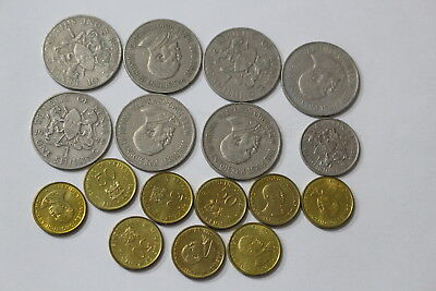 Kenya Currency Coins Many In High Grade A98 Xa7