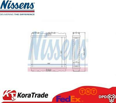 Nissens 73379 Heat Exchanger Interior Heating