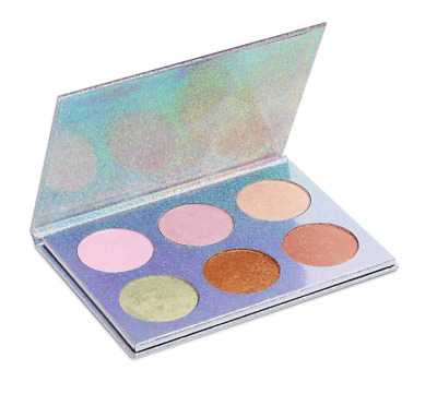 Taliyah Beauty Go For Glow Highlighter Palette High Pigment Creamy Highlight