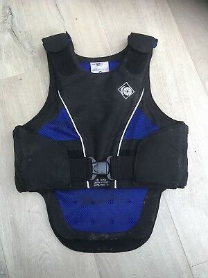Charles Owen Ultralite Body Protector Vest Horse Riding Size Child Large