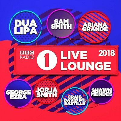 BBC Radio 1's Live Lounge 2018 - Various Artists (Album) [CD]
