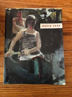 David Park 1988 Whitney Museum Of American Art By Richard Armstrong 1st Edition