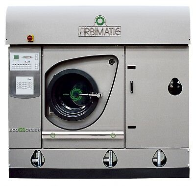 Firbimatic EG50 Hydrocarbon Dry Cleaning Machine FREE SHIPPING!!!! 2014