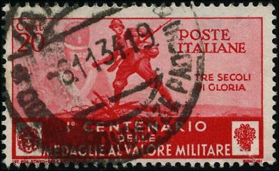 Italy 1934 stamps commemorative USED Sas 368 CV < $5.00 181028025