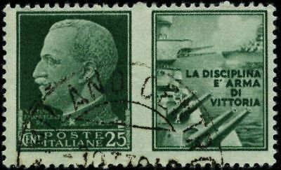 Italy 1942 stamps commemorative USED Sas 1 CV < $5.00 181028314
